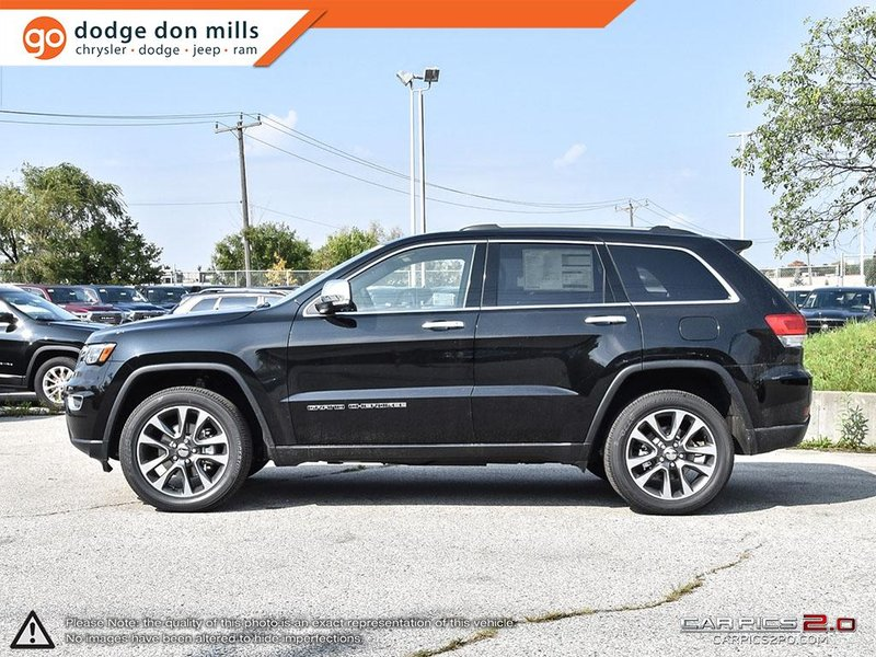 2018 Jeep Grand Cherokee for sale in Toronto, Ontario