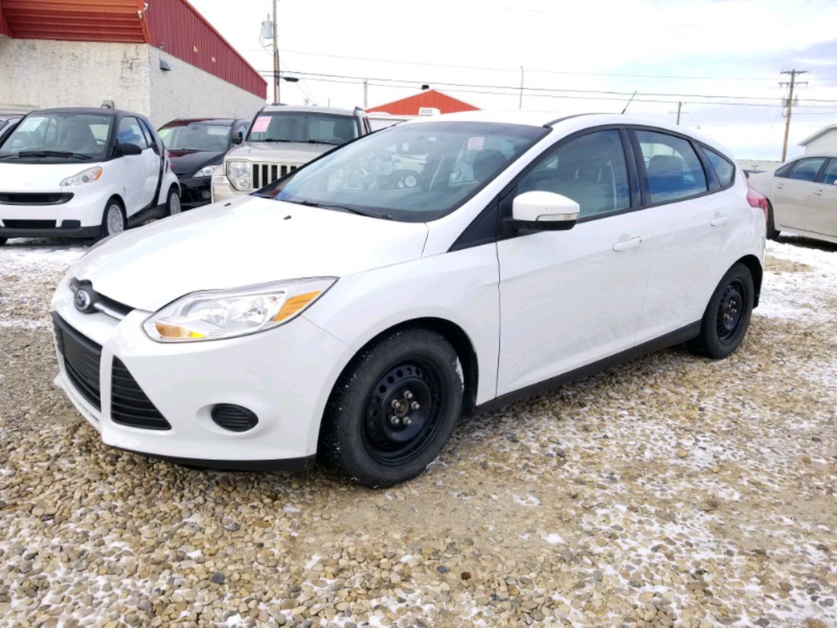 2014 Ford Focus Warranty >> Used 2014 Ford Focus For Sale In Penhold Alberta