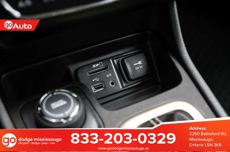 2016 Jeep Cherokee for sale in Mississauga, Ontario