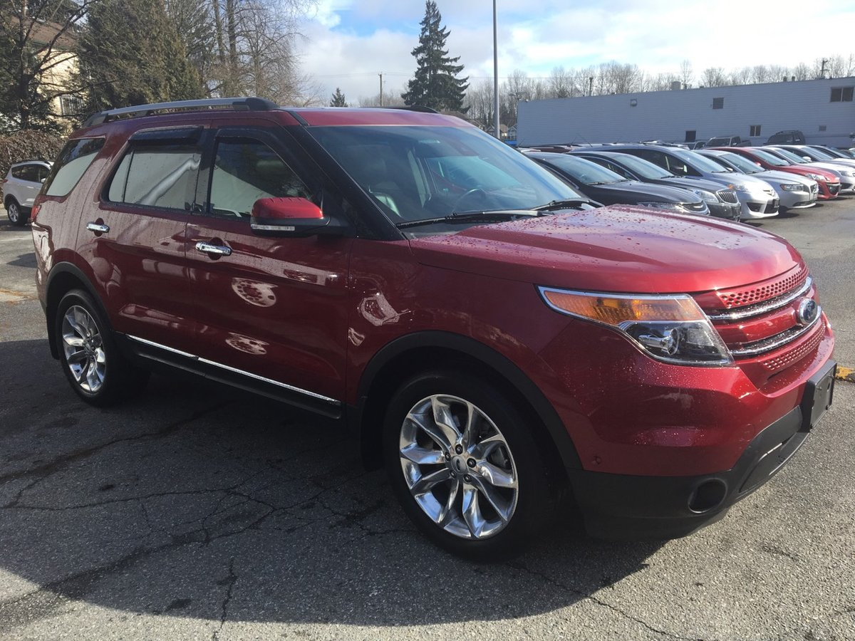 2014 Ford Explorer for sale in Port Coquitlam, British Columbia