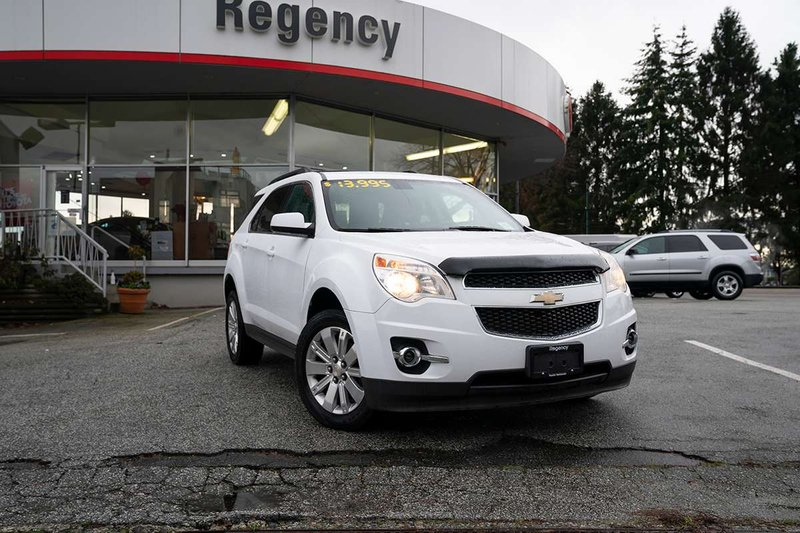 2010 Chevrolet Equinox for sale in Vancouver, British Columbia