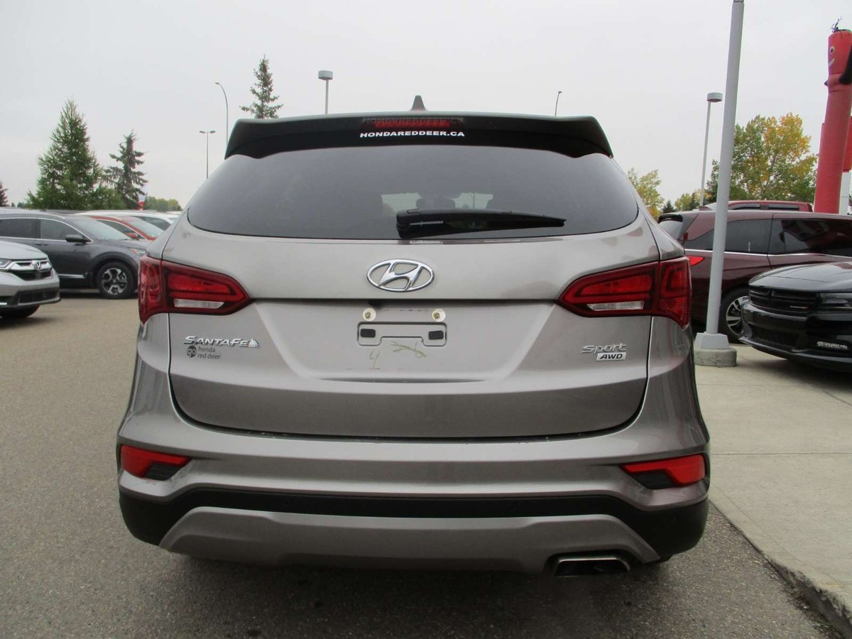 2017 Hyundai Santa Fe Sport for sale in Red Deer, Alberta