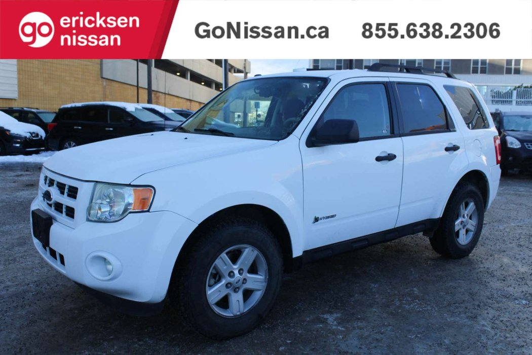 2009 Ford Escape For Sale In Edmonton