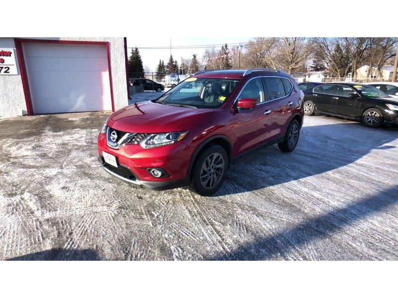 2016 Nissan Rogue for sale in Winnipeg, Manitoba
