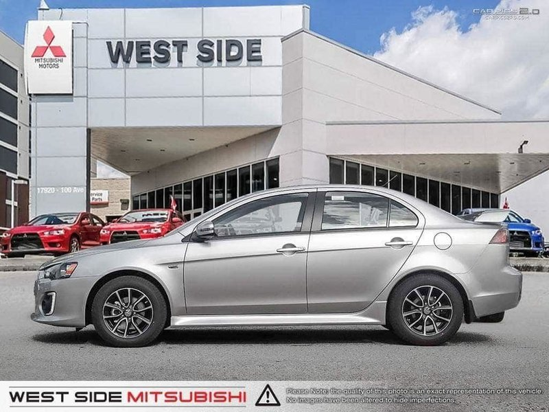 2017 Mitsubishi Lancer for sale in Edmonton, Alberta