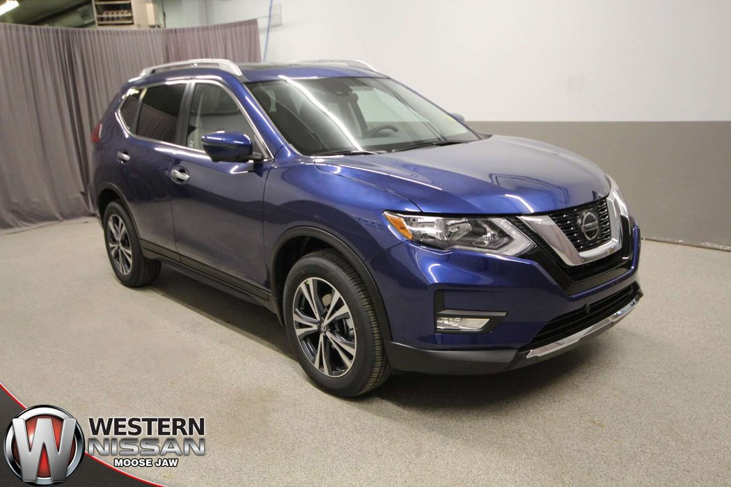 2019 Nissan Rogue for sale in Moose Jaw