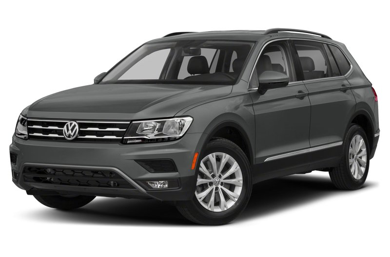 2018 Volkswagen Tiguan for sale in Thunder Bay, Ontario