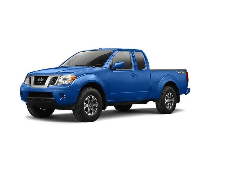 2018 Nissan Frontier for sale in Kelowna, British Columbia