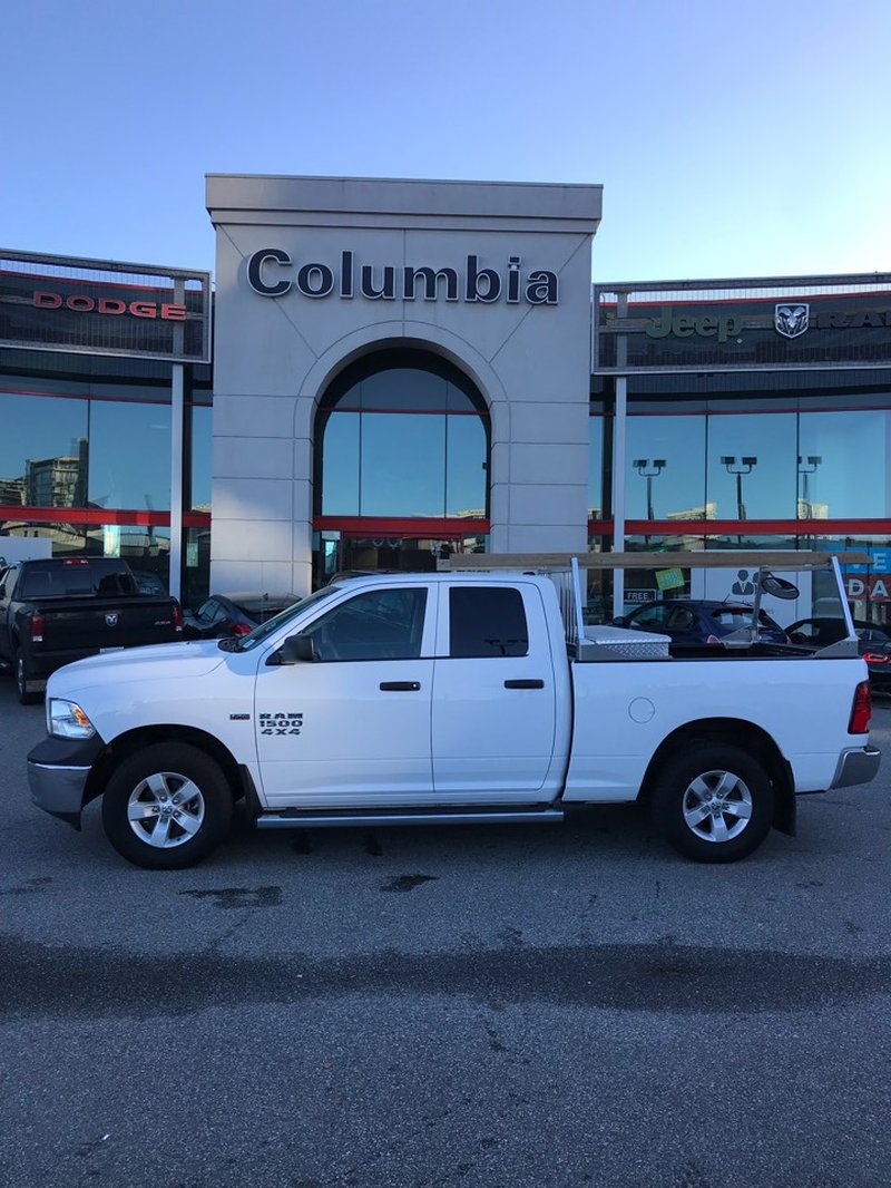 2017 Ram 1500 for sale in Richmond, British Columbia