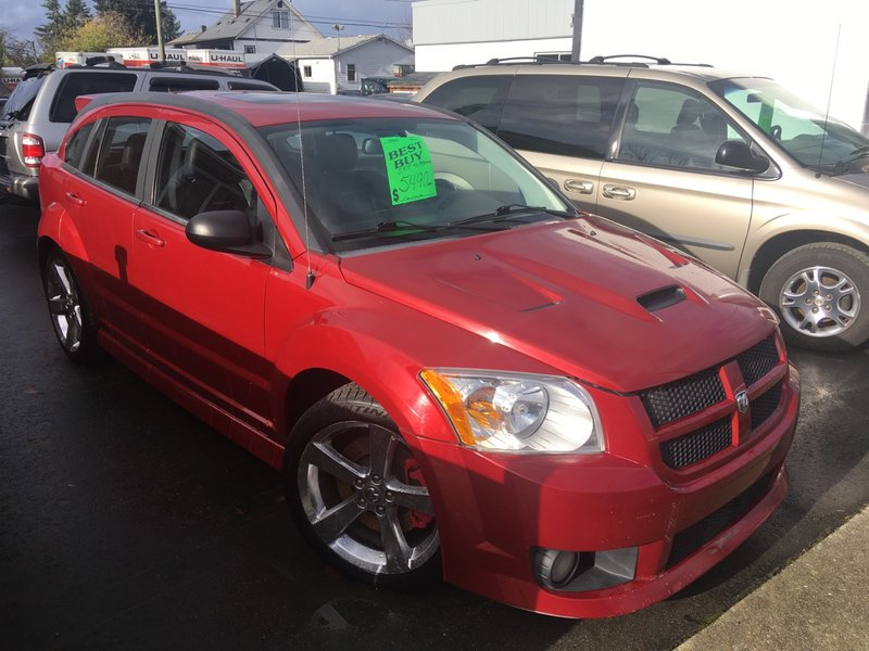 2009 Dodge Caliber for sale in Port Alberni, British Columbia