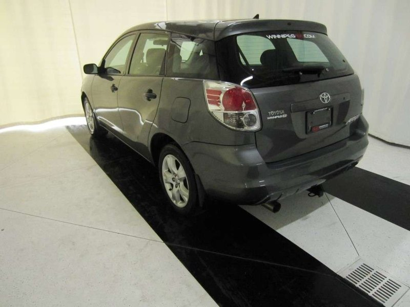 2008 Toyota Matrix for sale in Winnipeg, Manitoba