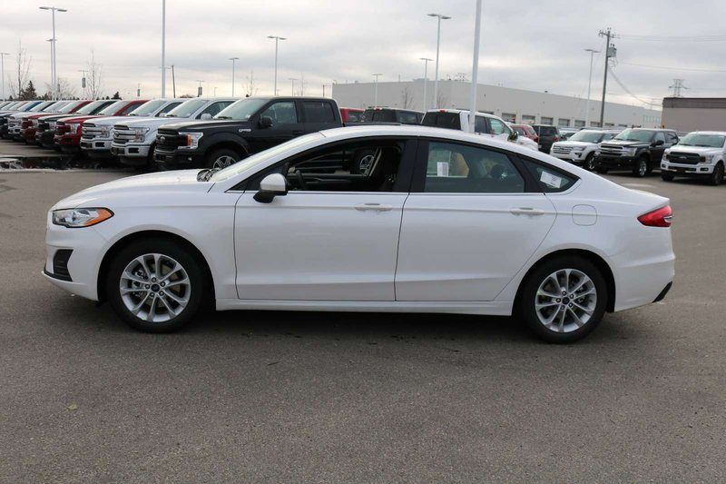 2019 Ford Fusion for sale in Edmonton, Alberta