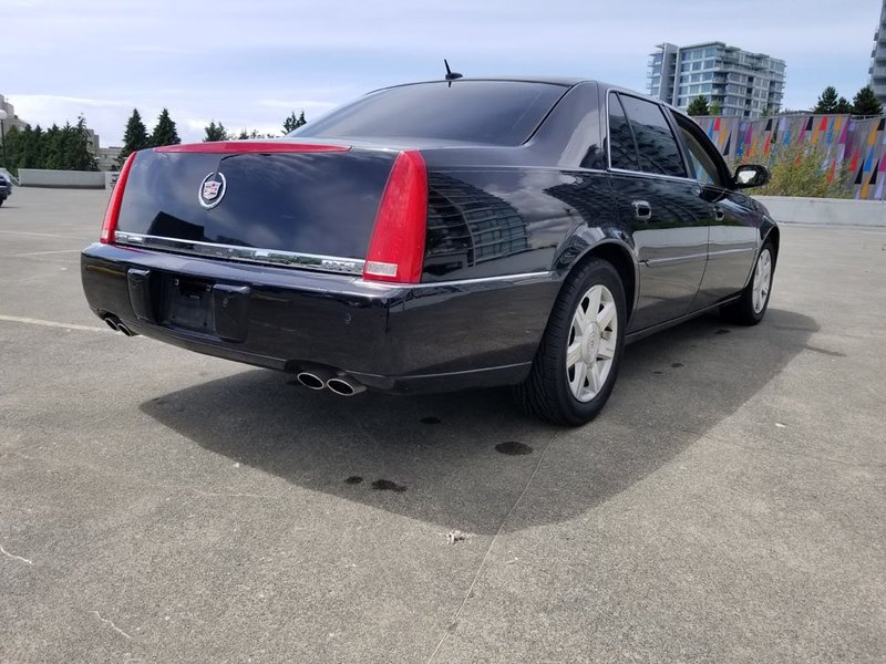 2007 Cadillac DTS for sale in Richmond, British Columbia