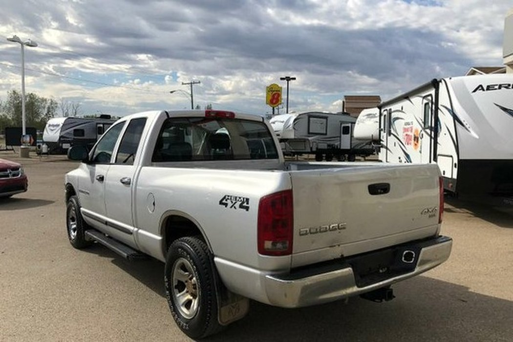 2004 Dodge Ram 1500 for sale in Moose Jaw