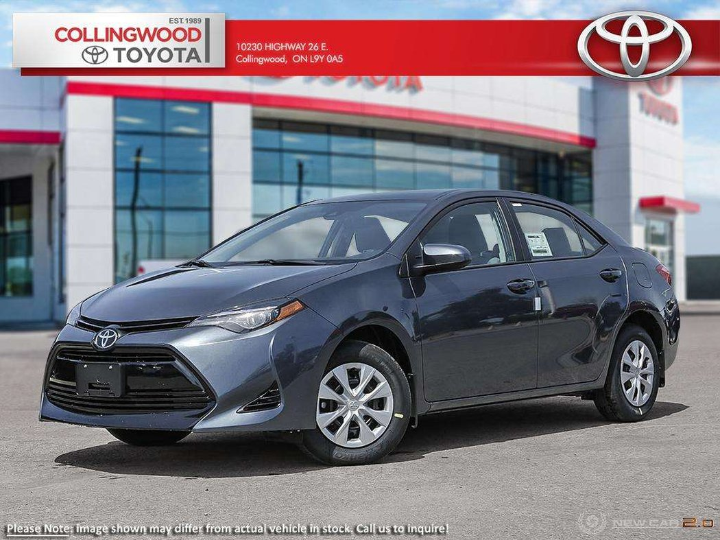 2019 Toyota Corolla $500 REBATE APPLIED CE MANUAL WITH BACK UP CAMERA