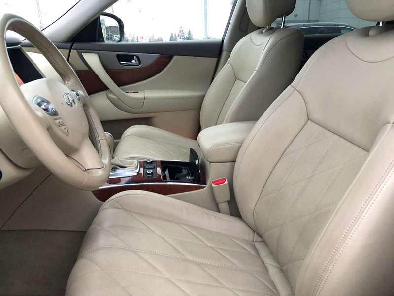2015 Infiniti QX70 for sale in Edmonton, Alberta