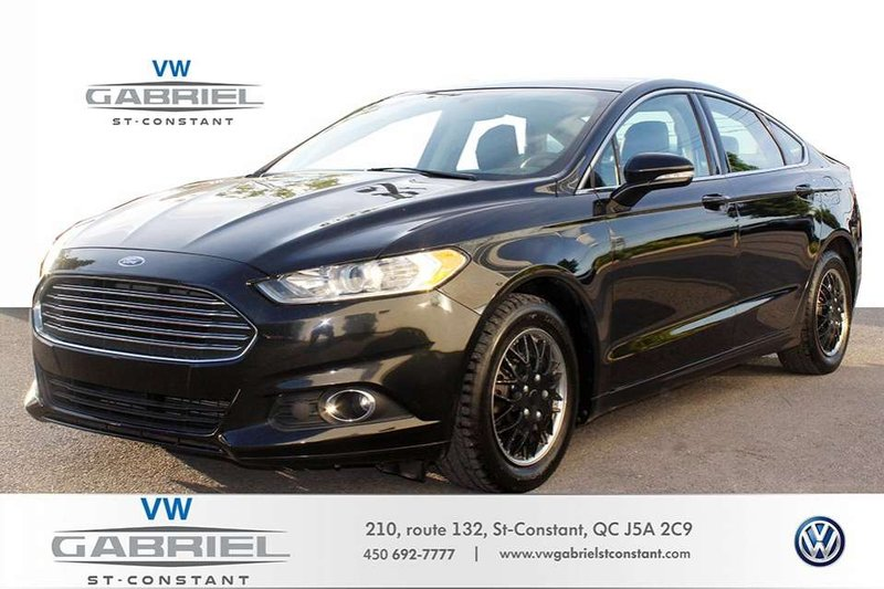 2014 Ford Fusion for sale in St-Constant, Quebec