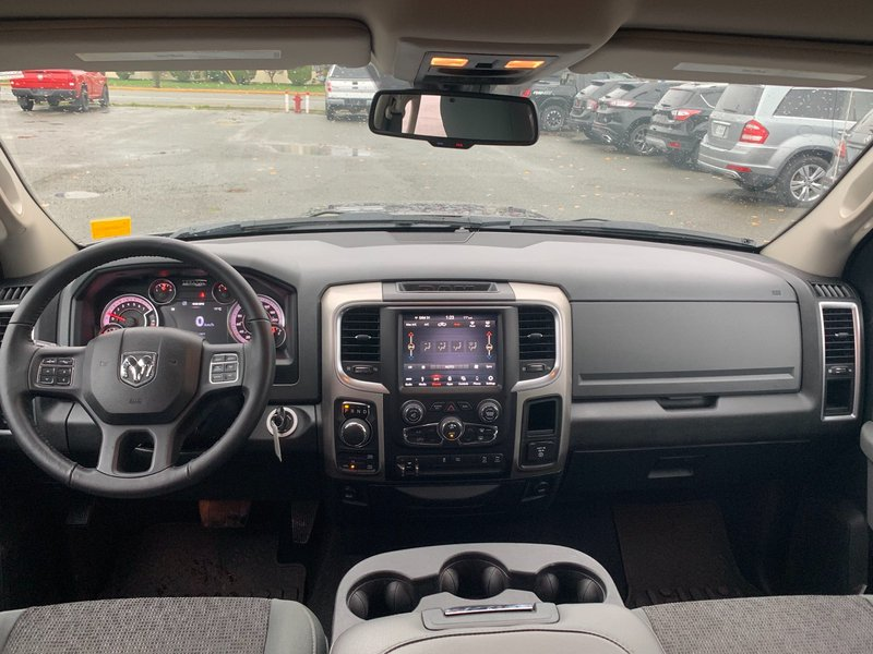 2018 Ram 1500 for sale in Campbell River, British Columbia
