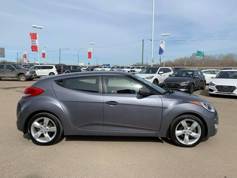 2013 Hyundai Veloster for sale in Moose Jaw, Saskatchewan