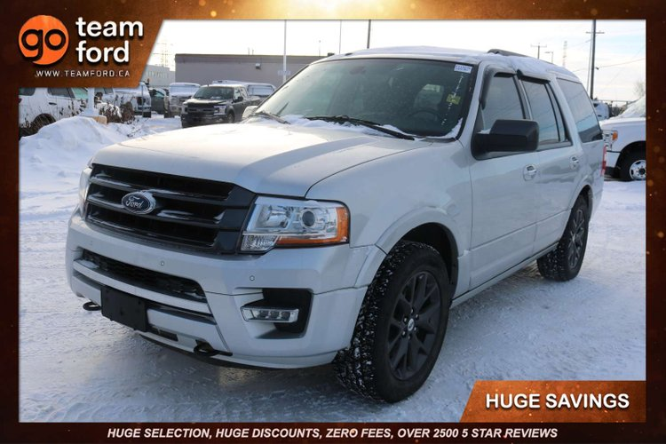 Ford Expedition Limited For Sale In Edmonton Alberta