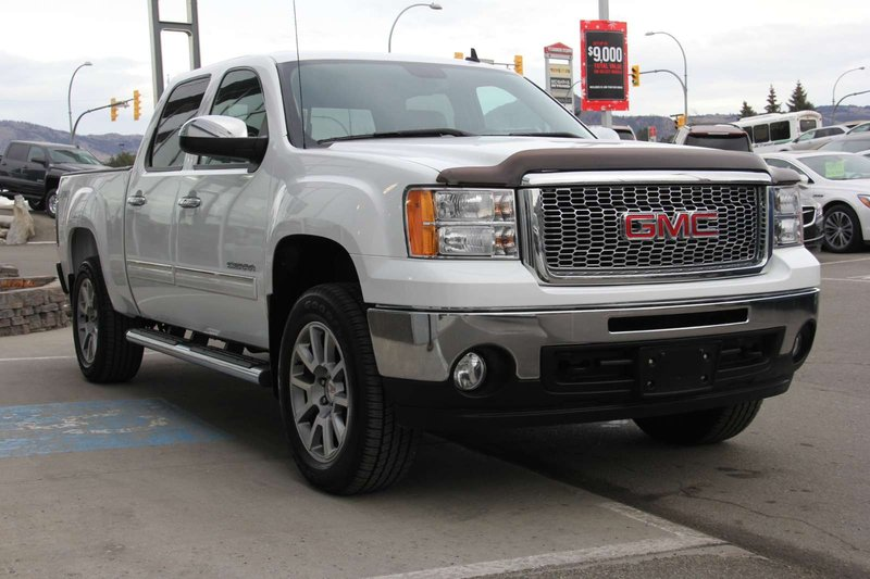 2010 GMC Sierra 1500 for sale in Kamloops, British Columbia