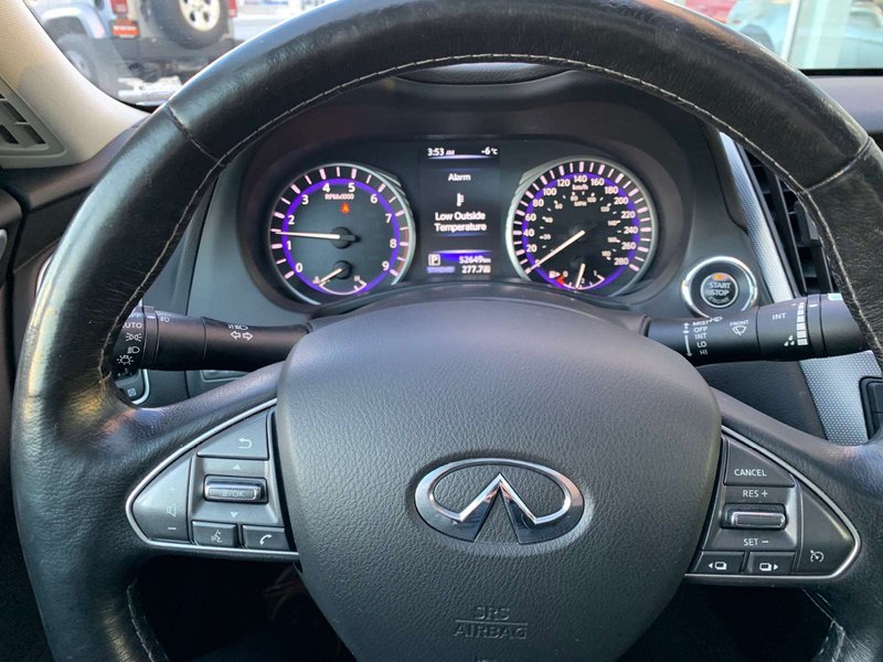 2015 Infiniti Q50 for sale in Winnipeg, Manitoba