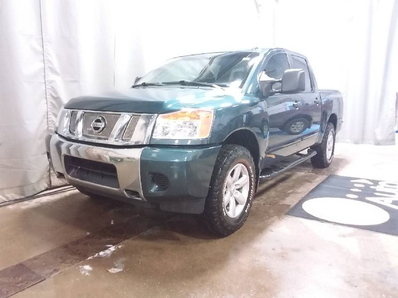 2014 Nissan Titan for sale in Red Deer, Alberta
