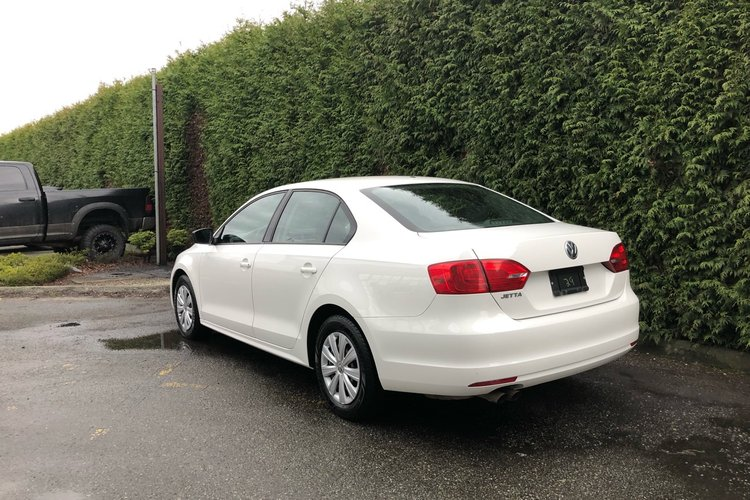 2013 Volkswagen Jetta Sedan Comfortline for sale in Surrey, British Columbia