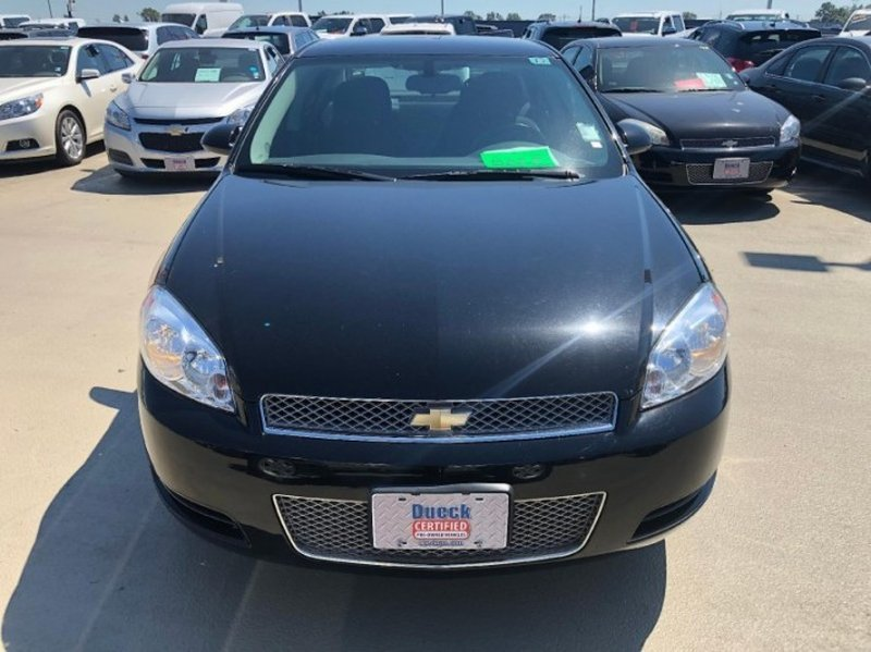 2013 Chevrolet Impala for sale in Vancouver, British Columbia