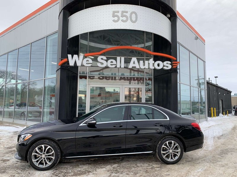 2015 Mercedes-Benz C-Class for sale in Winnipeg, Manitoba