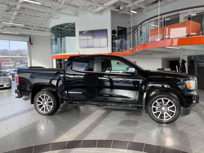 2017 GMC Canyon for sale in Winnipeg, Manitoba
