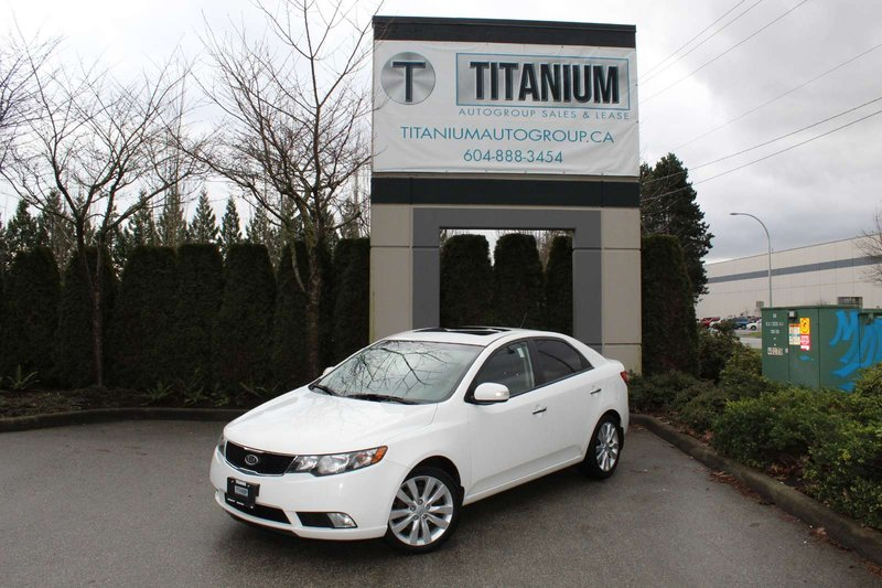 2010 Kia Forte for sale in Langley, British Columbia