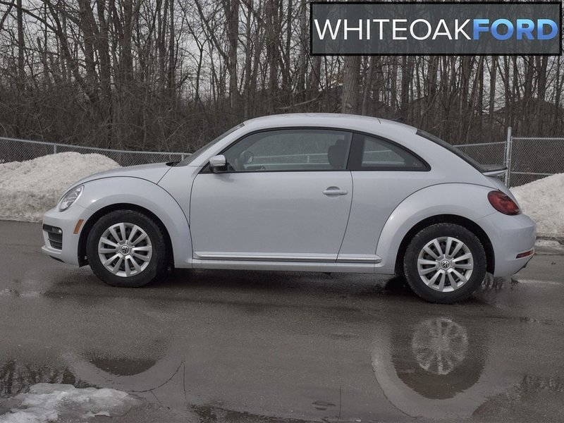 2017 Volkswagen Beetle Coupe for sale in Mississauga, Ontario