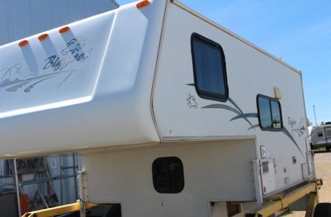 New & Used Truck campers for sale