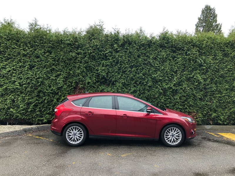 2014 Ford Focus for sale in Surrey, British Columbia