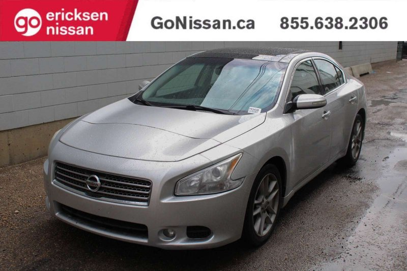 2009 Nissan Maxima for sale in Edmonton, Alberta
