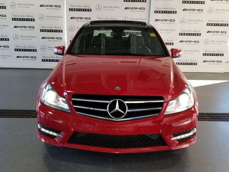 2014 Mercedes-Benz C-Class for sale in Calgary, Alberta