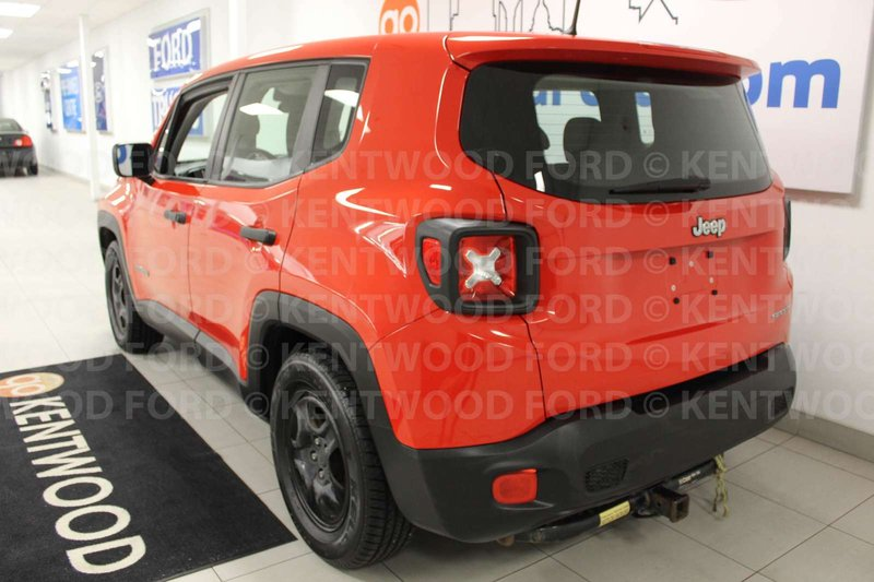 2015 Jeep Renegade for sale in Edmonton, Alberta