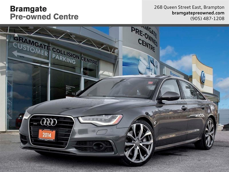 2014 Audi A6 for sale in Brampton, Ontario