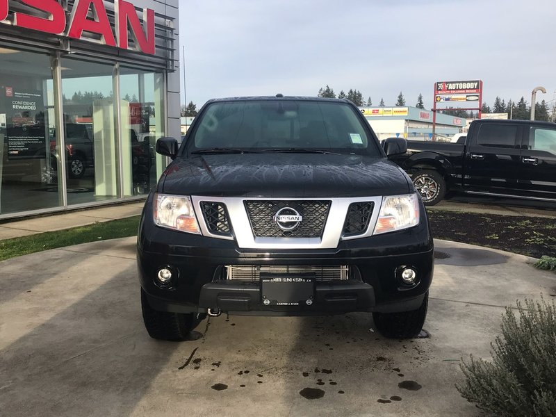 2018 Nissan Frontier for sale in Campbell River, British Columbia