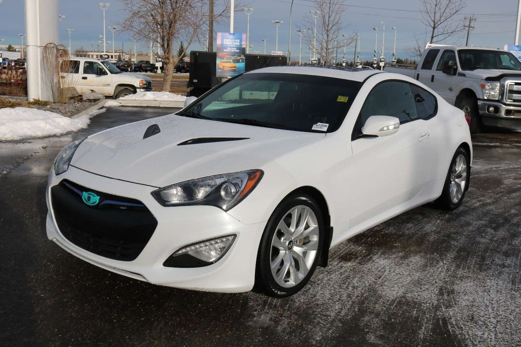 Genesis Coupe 2016 >> 2016 Hyundai Genesis Coupe For Sale In Edmonton