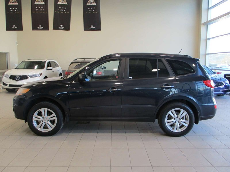 2010 Hyundai Santa Fe for sale in Red Deer, Alberta