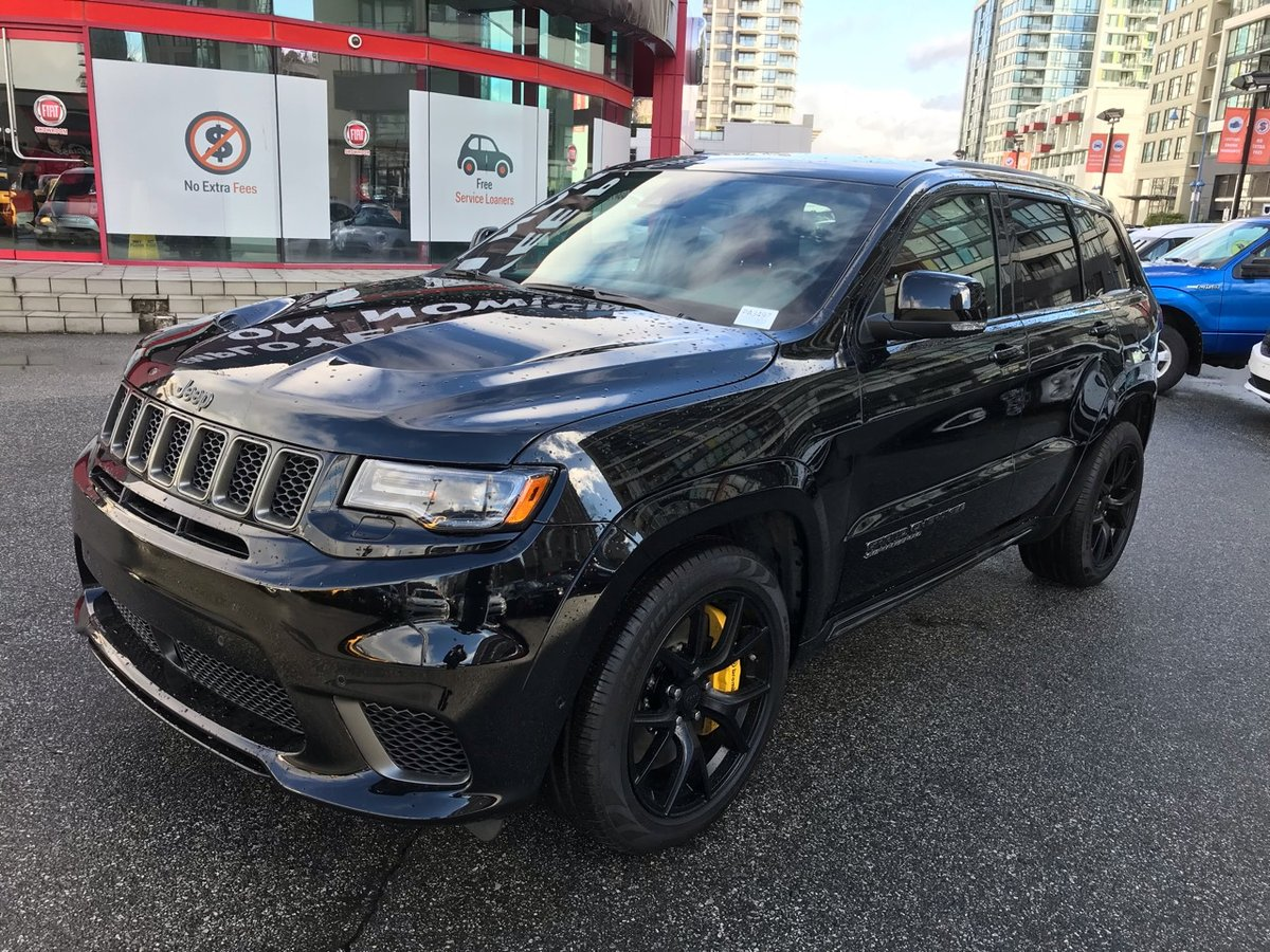 2018 Jeep Grand Cherokee for sale in Richmond, British Columbia