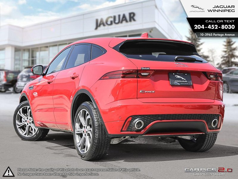 2018 Jaguar E-PACE for sale in Winnipeg, Manitoba