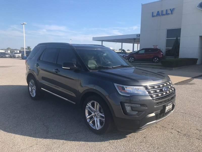 2016 Ford Explorer for sale in Leamington, Ontario