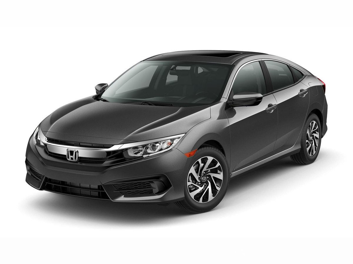 2016 Honda Civic for sale in Campbell River, British Columbia