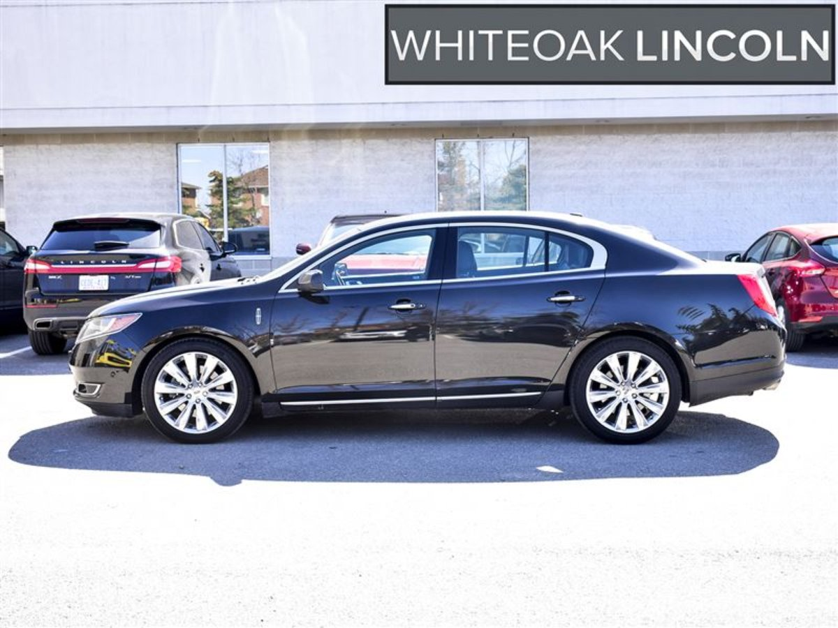 2013 Lincoln MKS for sale in Mississauga, Ontario