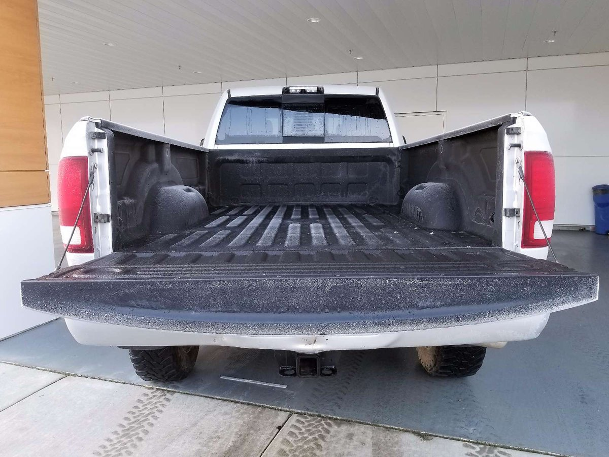 2016 Ram 3500 for sale in Campbell River, British Columbia