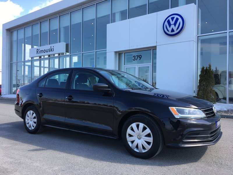 2015 Volkswagen Jetta Sedan for sale in Rimouski, Quebec