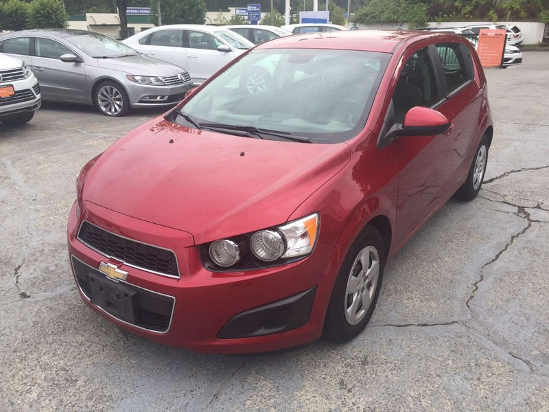 2013 Chevrolet Sonic for sale in Coquitlam, British Columbia
